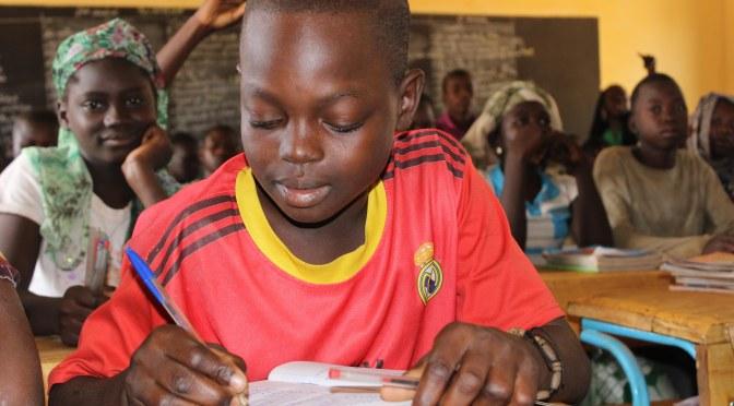 Au Tchad, près d'un million d'enfants bénéficient de l'appui du projet de revitalisation de l'éducation de base