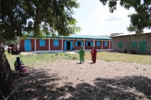 L'ecole primaire Quinze ans de Moundou