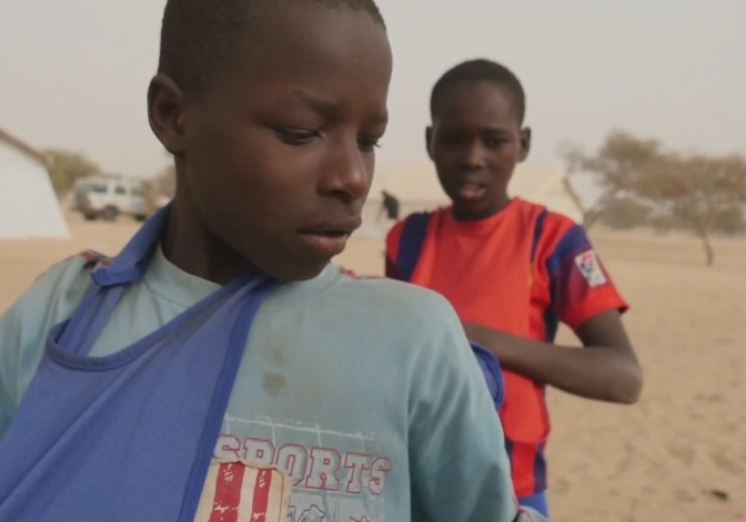 Escaping Boko Haram: a child's journey from Nigeria to Chad