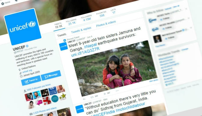 Five female activists to take over UNICEF's Twitter for Day of the African Child