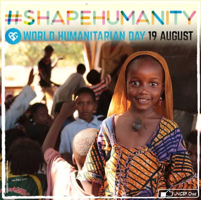 5 Héros Humanitaires Tchadiens