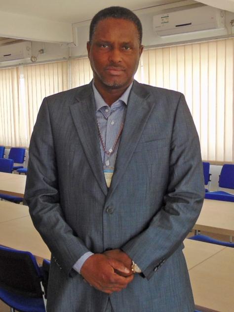 Pr Cheikh Dehah, consultant international et enseignant à l'Université de Nouakchott en Mauritanie. ©UNICEF Chad/2015/Nour