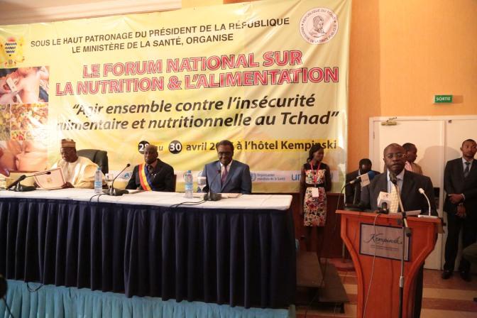 « Un pays ne peut pas se développer sans sécurité nutritionnelle »