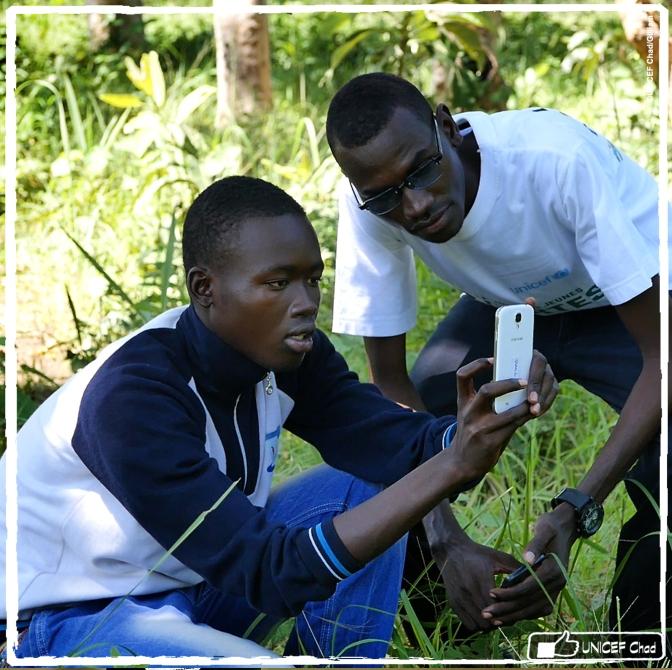 Devenir acteurs du changement grâce à un téléphone
