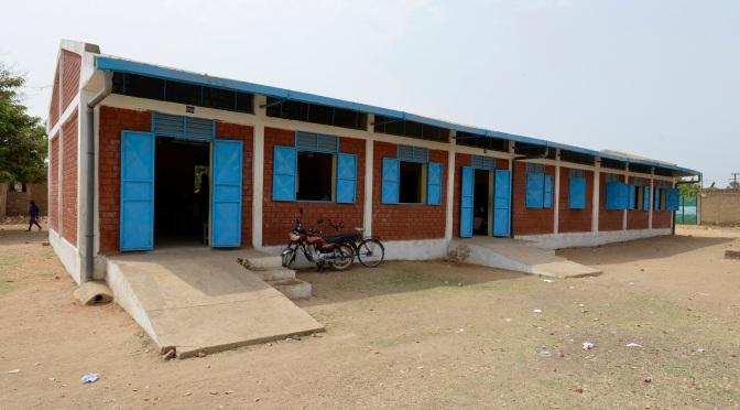 Pour la construction d'écoles « vertes » au Tchad