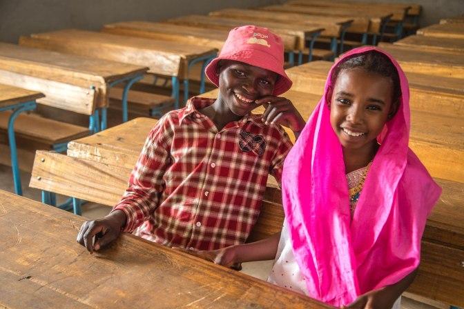 Un nouvel élan pour l'éducation des enfants au Tchad