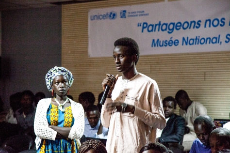 «Together» is 1 day of path-breaking conversation on a diverse range of topics, from youth role in the Chad, development issues to innovations. 10 speakers shared their stories that with yout bringing together a cross-section of determined people full o