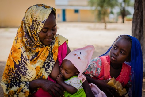 For Every Child in Hunger . 40 000 children treated for malnutrition in the Sahel belt of Chad thanks to UNICEF UK support