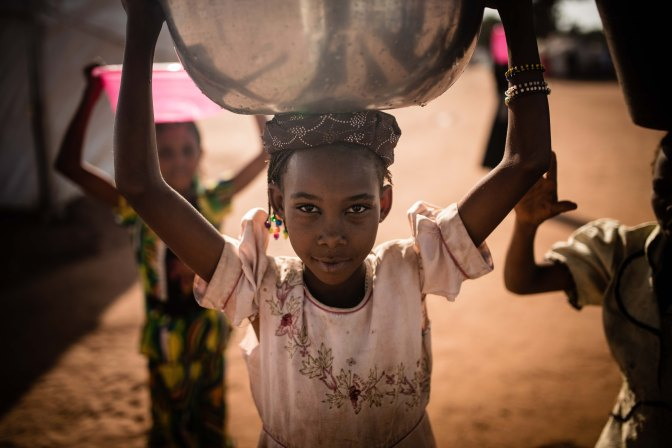In Chad, water means hope