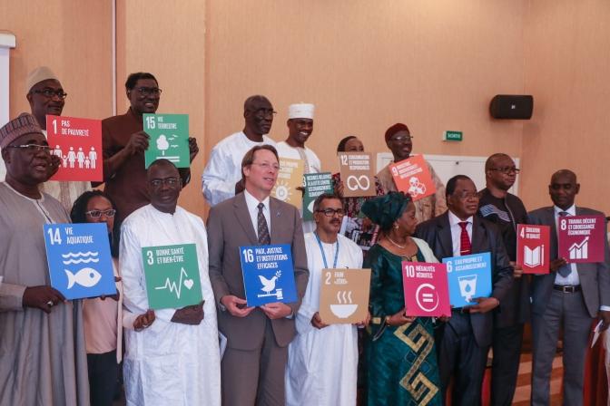 Tous engagés pour les Objectifs de Développement durable