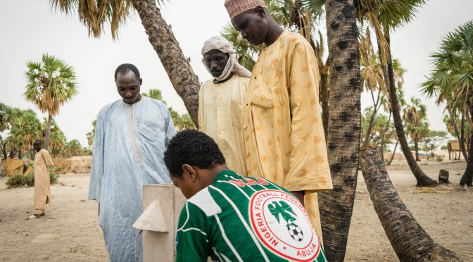 Ex-Boko Haram abductees bringing clean water to their communities