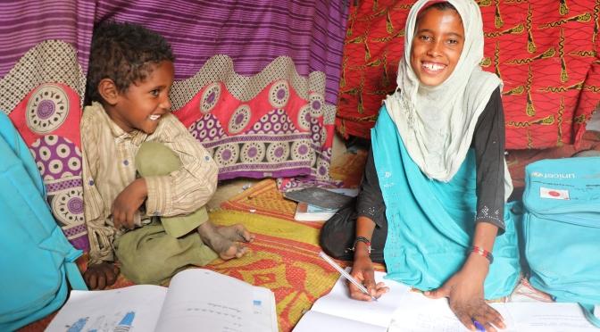 L'UNICEF a besoin de 54 millions de dollars pour venir en aide aux enfants du Tchad