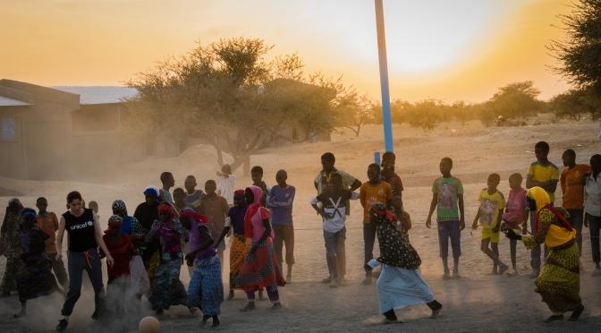 Tournoi de football féminin à N'Djamena: place aux filles!